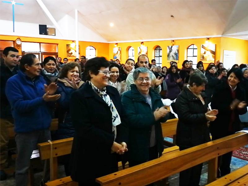 """Margarita Estévez: """"Nada nos puede separar del amor de Dios"""""""